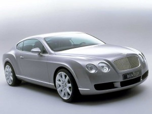 Снимка на Bentley Continental GT 2003