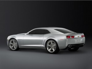 Снимка на Chevrolet Camaro back