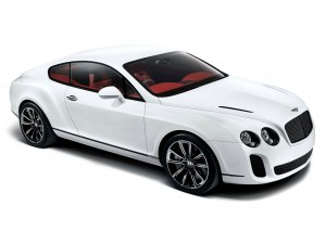 Снимка на Bentley Continental Supersport