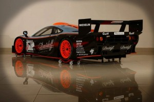 Mclaren F1 GTR Long Tail back