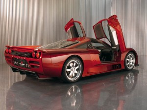Снимка на Saleen S7 Twin Turbo back