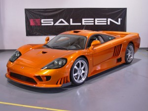 Снимка на Saleen S7 Twin Turbo Competition