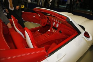 Снимка на Wiesmann MF5 Roadster interior